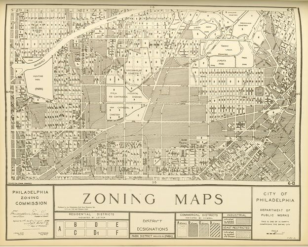 M2P Book Club Kafka Edition: Philadelphia Zoning Code