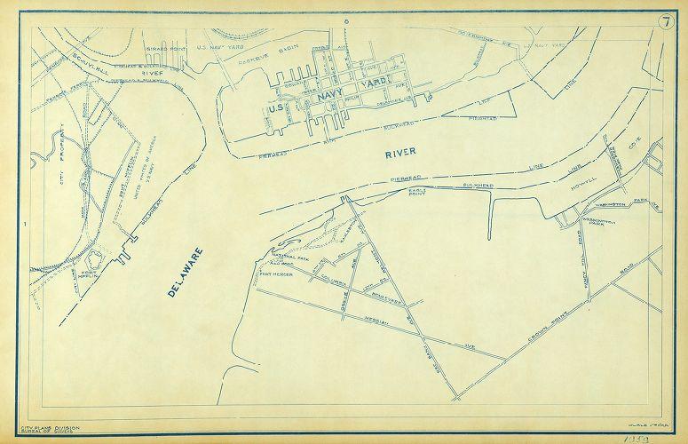 GeoHistory Resources Greater Philadelphia GeoHistory Network - Philadelphia Us Map
