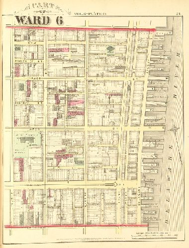 GeoHistory Resources Greater Philadelphia GeoHistory Network - Map of us 1875