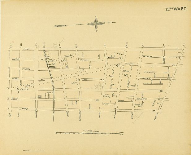 KAU1895.PhilaStreetAtlas.030.Ward_12 geohistory resources greater philadelphia geohistory network  at crackthecode.co
