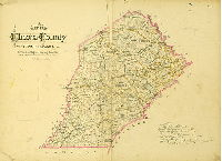 Chester County, Pennsylvania, 1883 - Map Index on